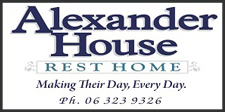 ALEXANDER HOUSE REST HOME